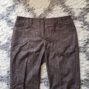 Brown trousers 14